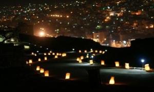 حملة ساعة الأرض في جبل عمَّان، الأردن